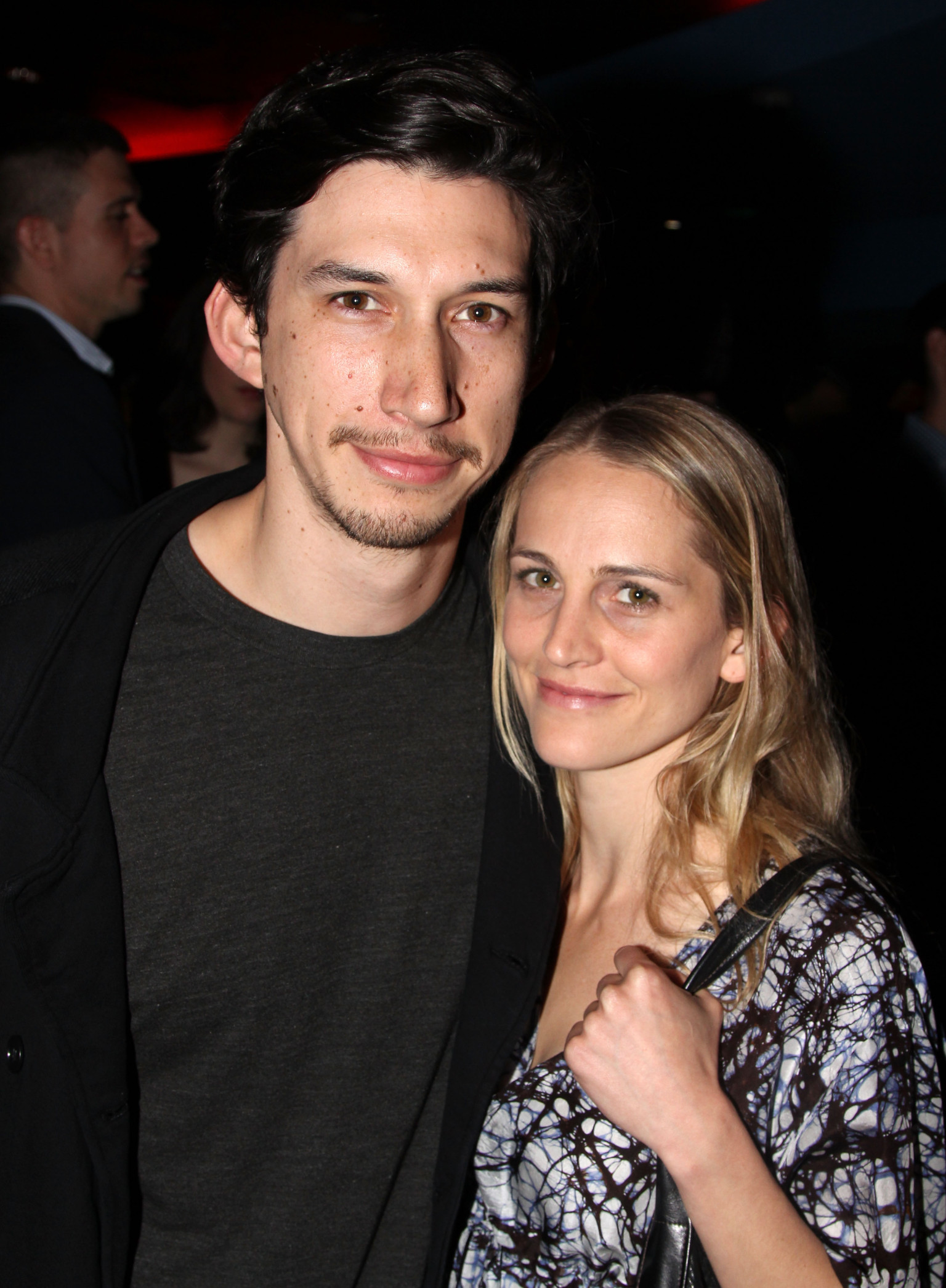 Adam Driver Married Girls Actor Ties The Knot In