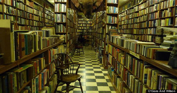 ogara and wilson books moving