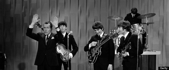 beatles tv moments