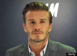 The Name's Becks... David Becks