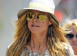 Heidi Klum's Tattoo Getting Removed After Divorce From Seal (PHOTOS)