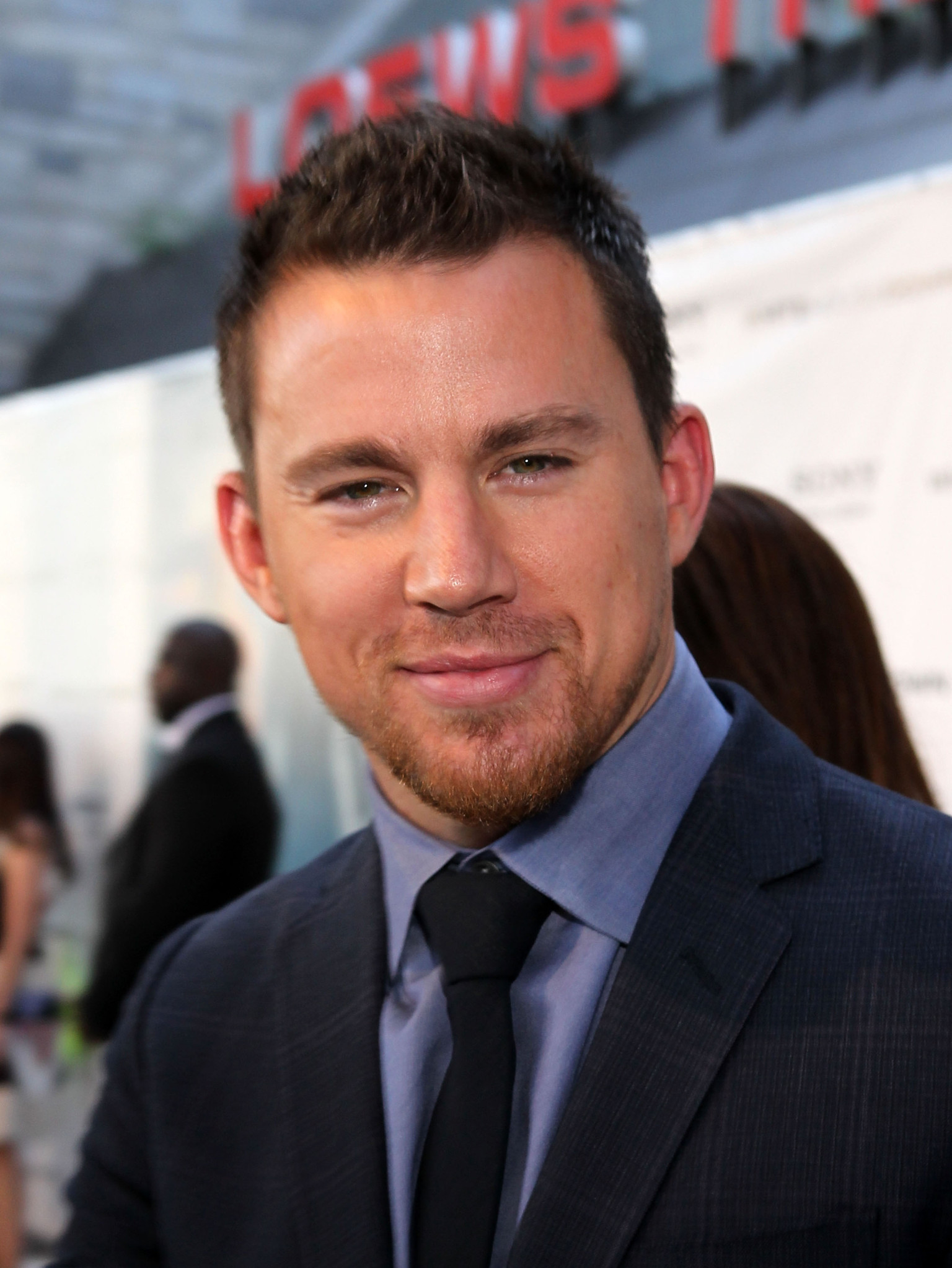 Channing Tatum: Baby Everly Is The 'Little, Most Cutest, Most Amazing ... Channing Tatum