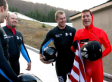 Stephen Colbert Goes Bobsledding (VIDEO, PHOTOS)