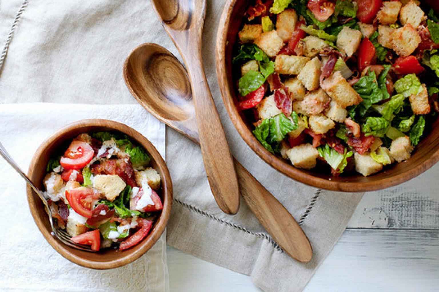 Panzanella Salad Recipes (PHOTOS)