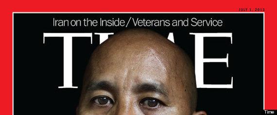 Test - Magazine cover