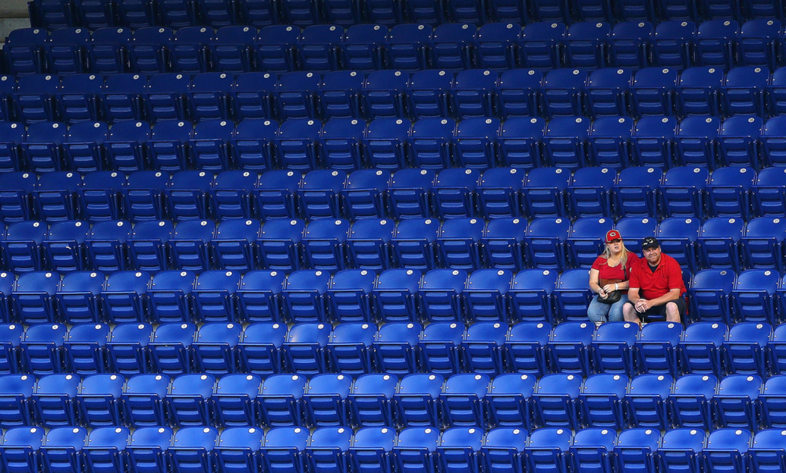 Marlins Attendence Woes Continue With Empty Seats At ...