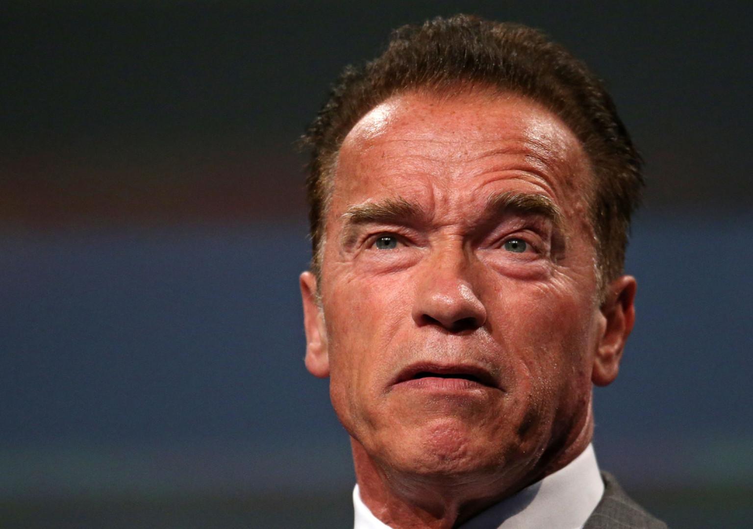 Arnold Schwarzenegger s R20 Arnold Schwarzenegger