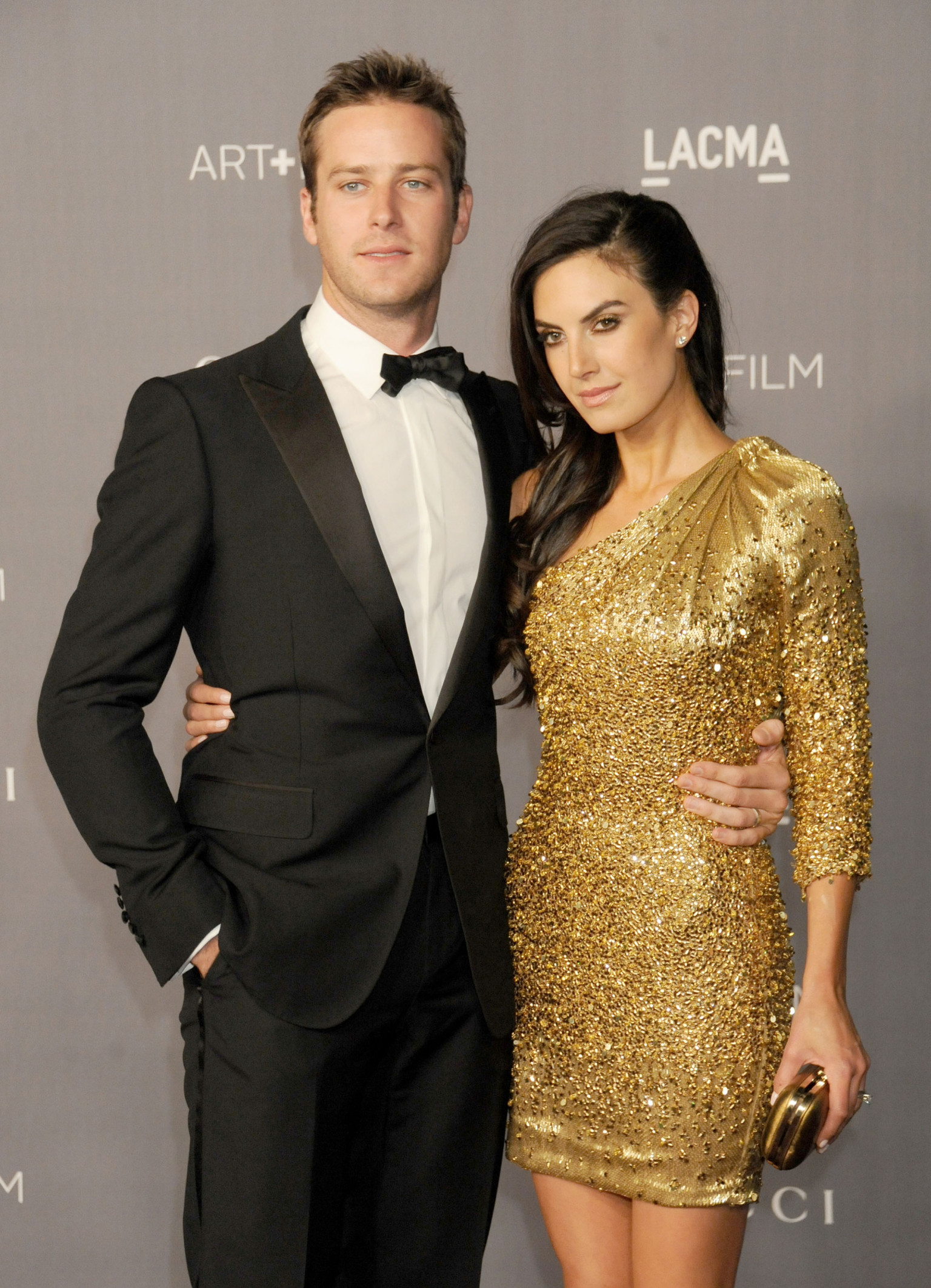 Armie Hammer's Wife Reveals How He Popped The Question ...