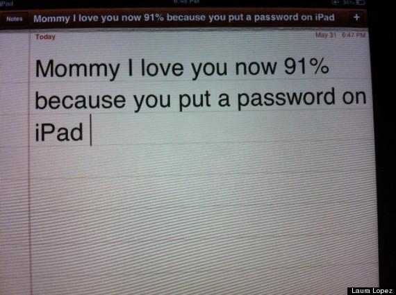 i love you 91 percent