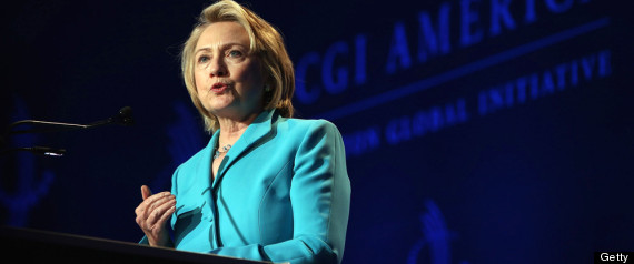 Negotiating With Terrorists >> Hillary Clinton In AJU Lecture Says Reaching Across The Aisle Like Negotiating With Terrorists