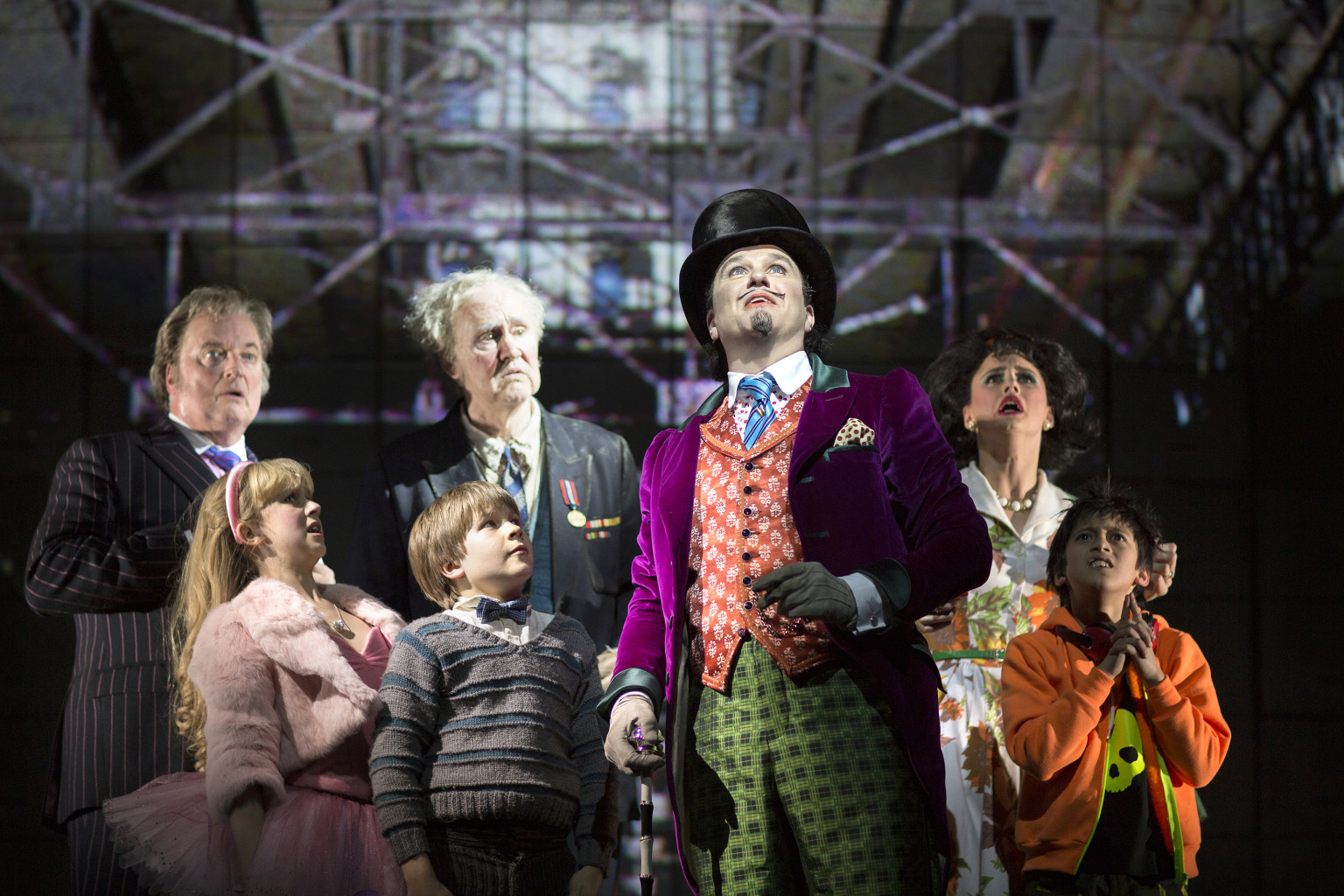 a delicious wonka whipple scrumptious treat charlie and the a delicious wonka whipple scrumptious treat charlie and the chocolate factory musical review the huffington post