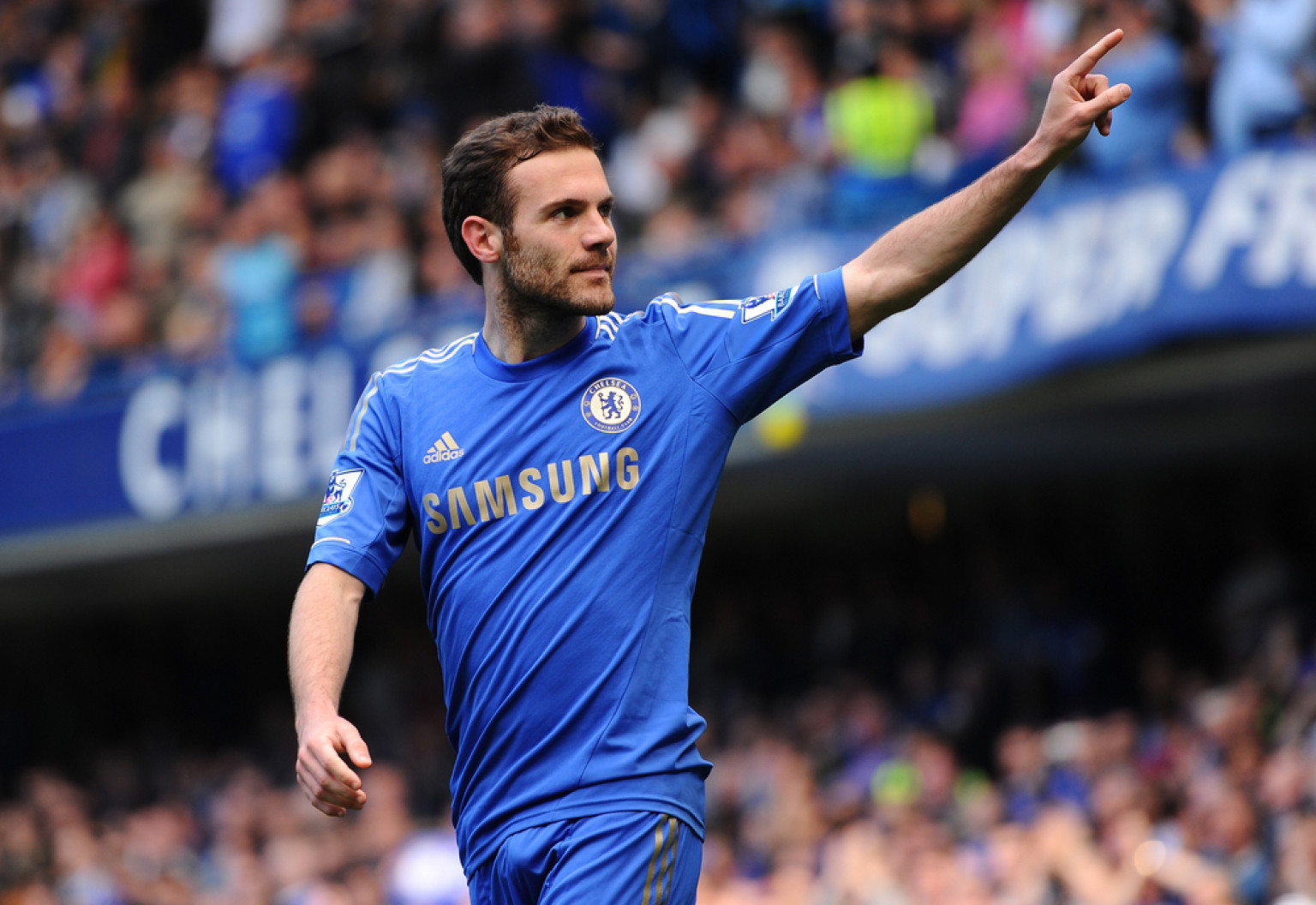 Juan Mata Says He Is Staying At Chelsea
