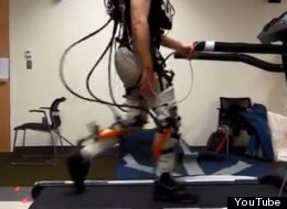 Wyss Institute exoskeleton