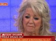 Paula Deen 'Today Show' Interview Gets Emotional (VIDEO)