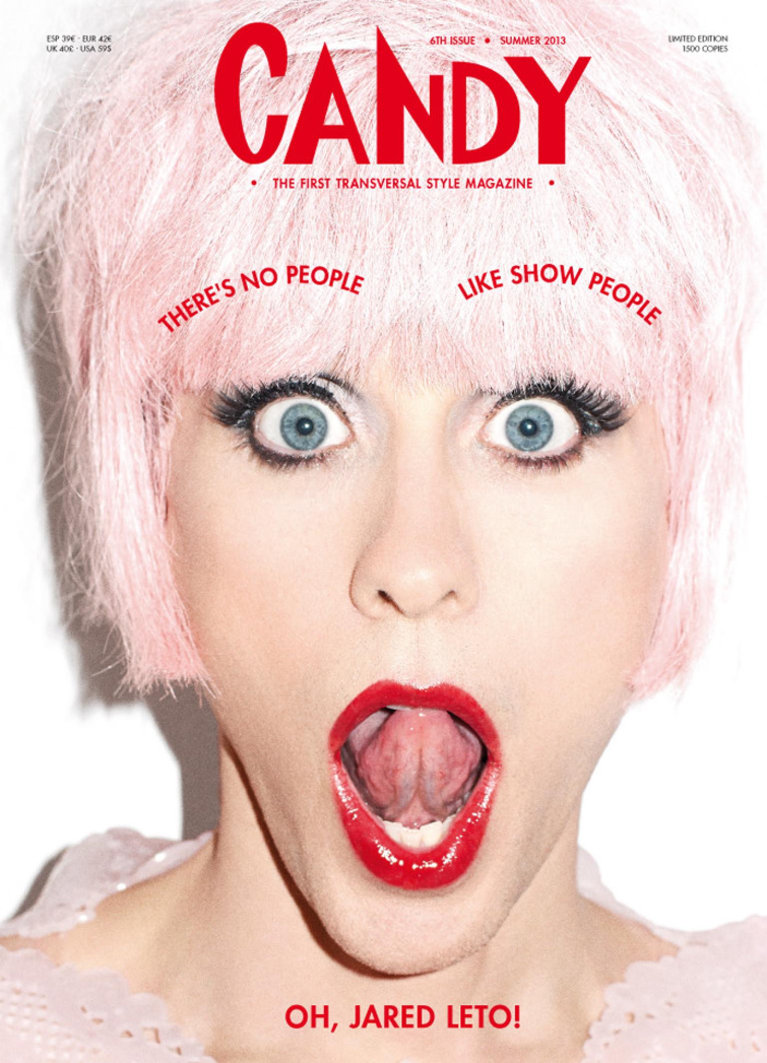 Транс в розовом 10 фотография