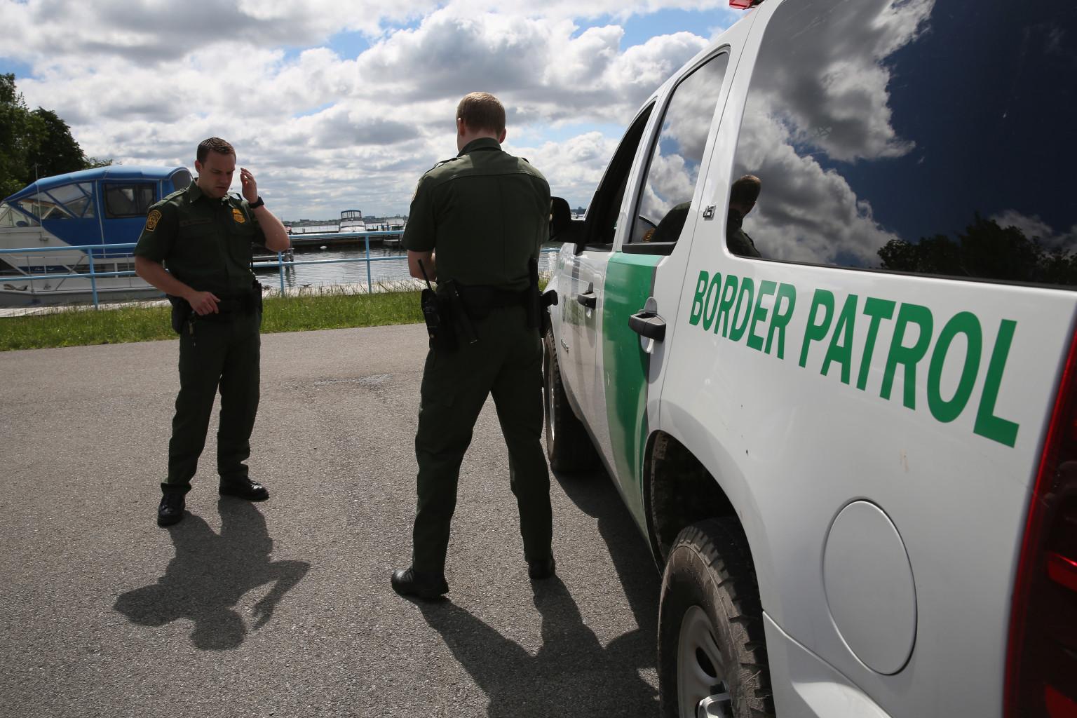 latino civil rights violated when border patrol responds