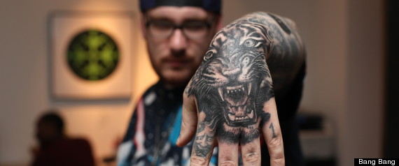 Tattoo artist bang bang shares the stories behind his own for Most expensive tattoo artist