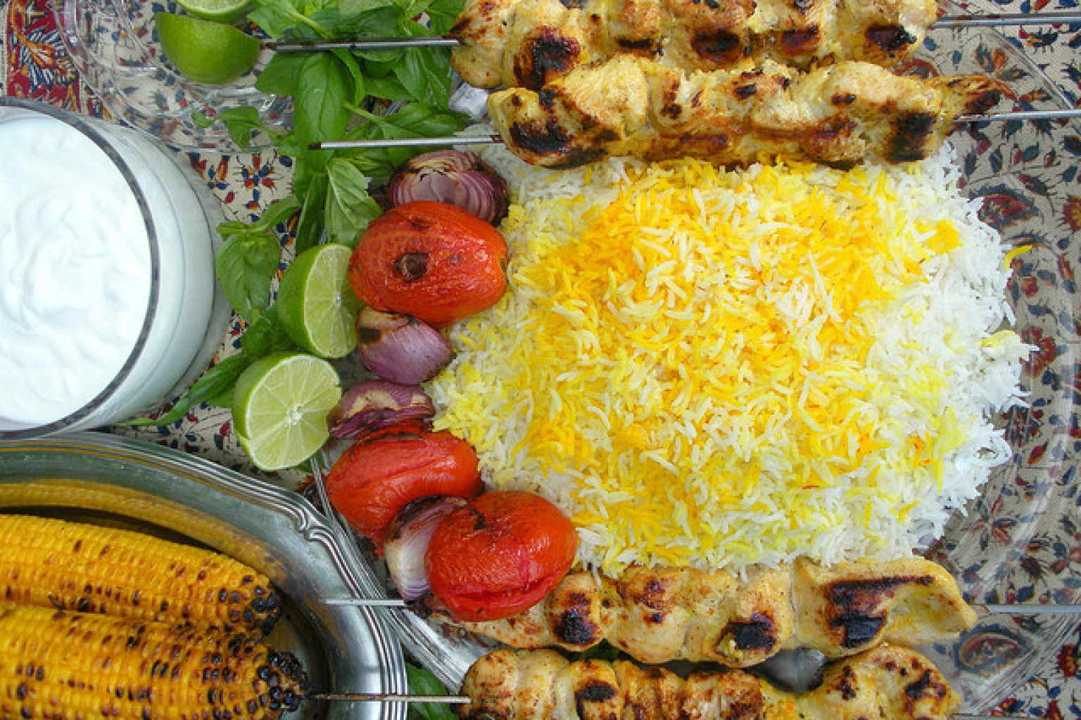 iranian cuisines The cuisine of iran and its diaspora is more aromatic and rich than any i know it pivots around the flavors of saffron, nigella seeds want more food52.