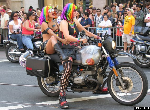 Lesbian Motorcycle Club 66