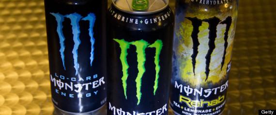 Green Monster Energy Drink Monster Energy Drinks Maker