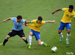 EN VIVO: Brasil vs. Uruguay
