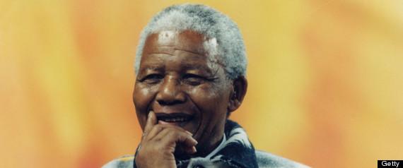 NELSON MANDELA LIFE SUPPORT