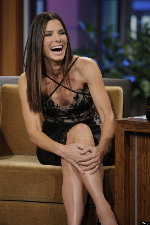 sandra bullock sexy look - photo #1