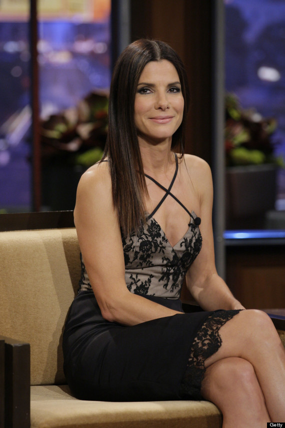 sandra bullock sexy look - photo #3
