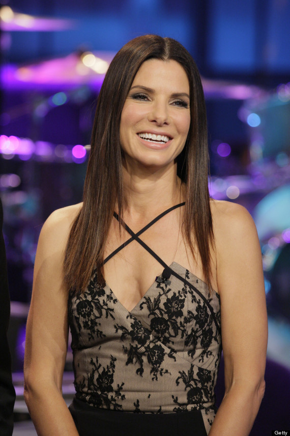 sandra bullock sexy look - photo #44