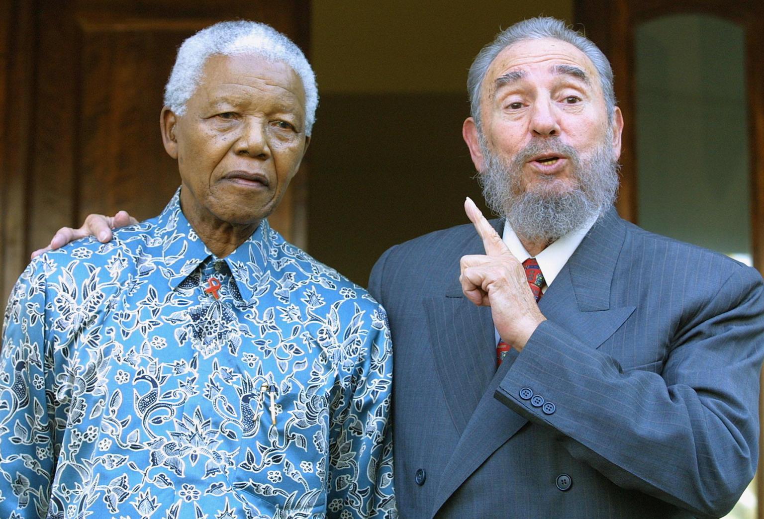 Fidel Castro, le père de la révolution cubaine est mort...Vidéo