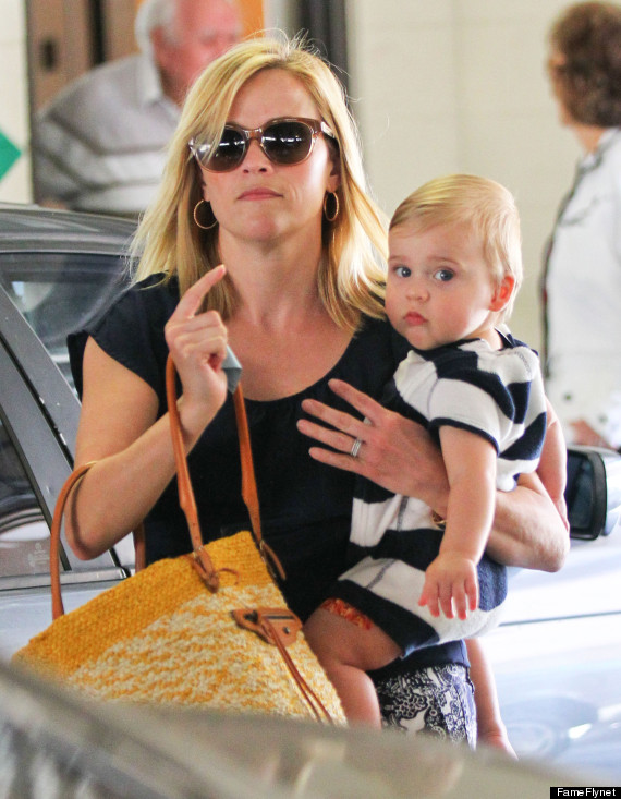 Tennessee toth photos reese witherspoon 39 s baby is too - Maison rustique adorable tennessee nov ...