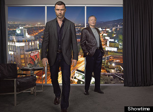 Ray Donovan Brown Shoes