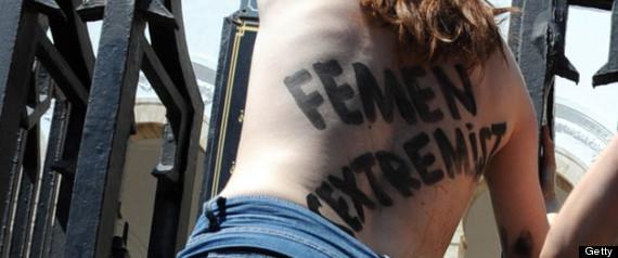 FEMEN TUNISIA