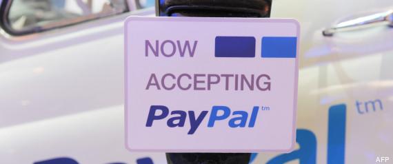Paypal, le service de paiement en ligne veut lancer la première monnaie intergalactique R-PAYPAL-large570