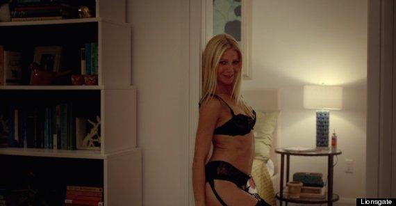 gwyneth paltrow lingerie