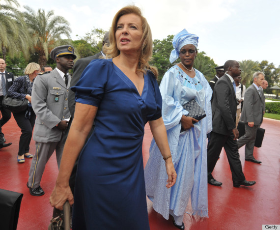michelle obama senegal first lady
