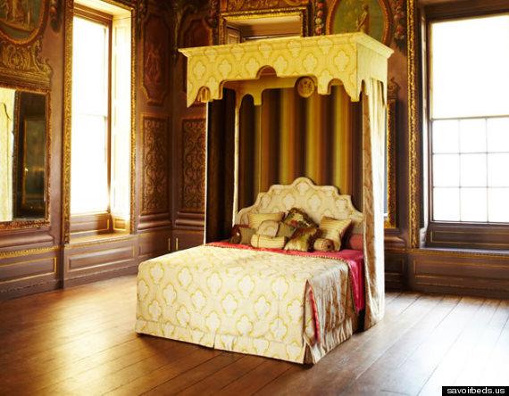 La cama más cara del mundo (VIDEO)   HuffPost