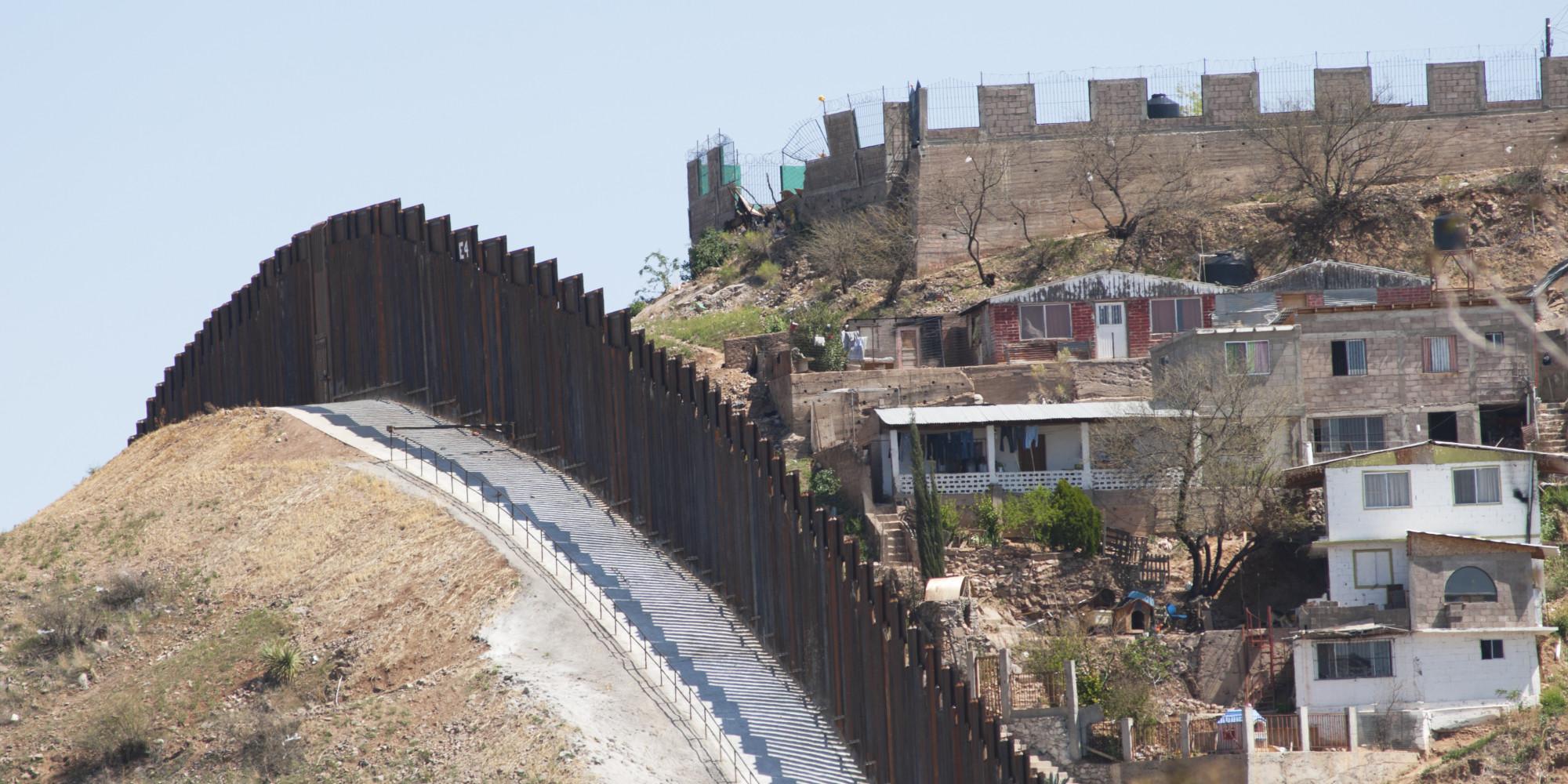 US Militarization of Border Isn't New