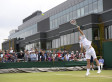 Wimbledon Championships: Pictures From Day Four