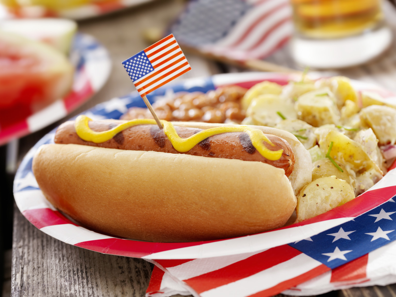 July 4th Restaurants In D C Where To Eat In The Nation S