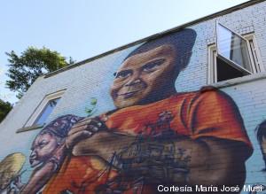 grafitti toronto