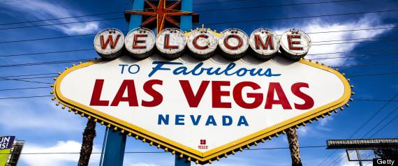 Vegas Bound - Magazine cover
