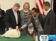 Obama Turkey Pardon: Thanksgiving At The White House (UPDATED, VIDEO)