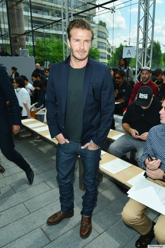 david beckham louis vuitton