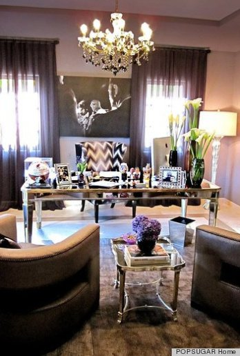 khloe kardashian home decor khloᅢᄅ s house is just as glamorous as she is 11610