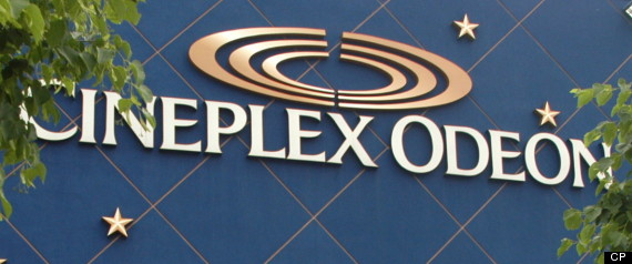 CINEPLEX BUYS EMPIRE