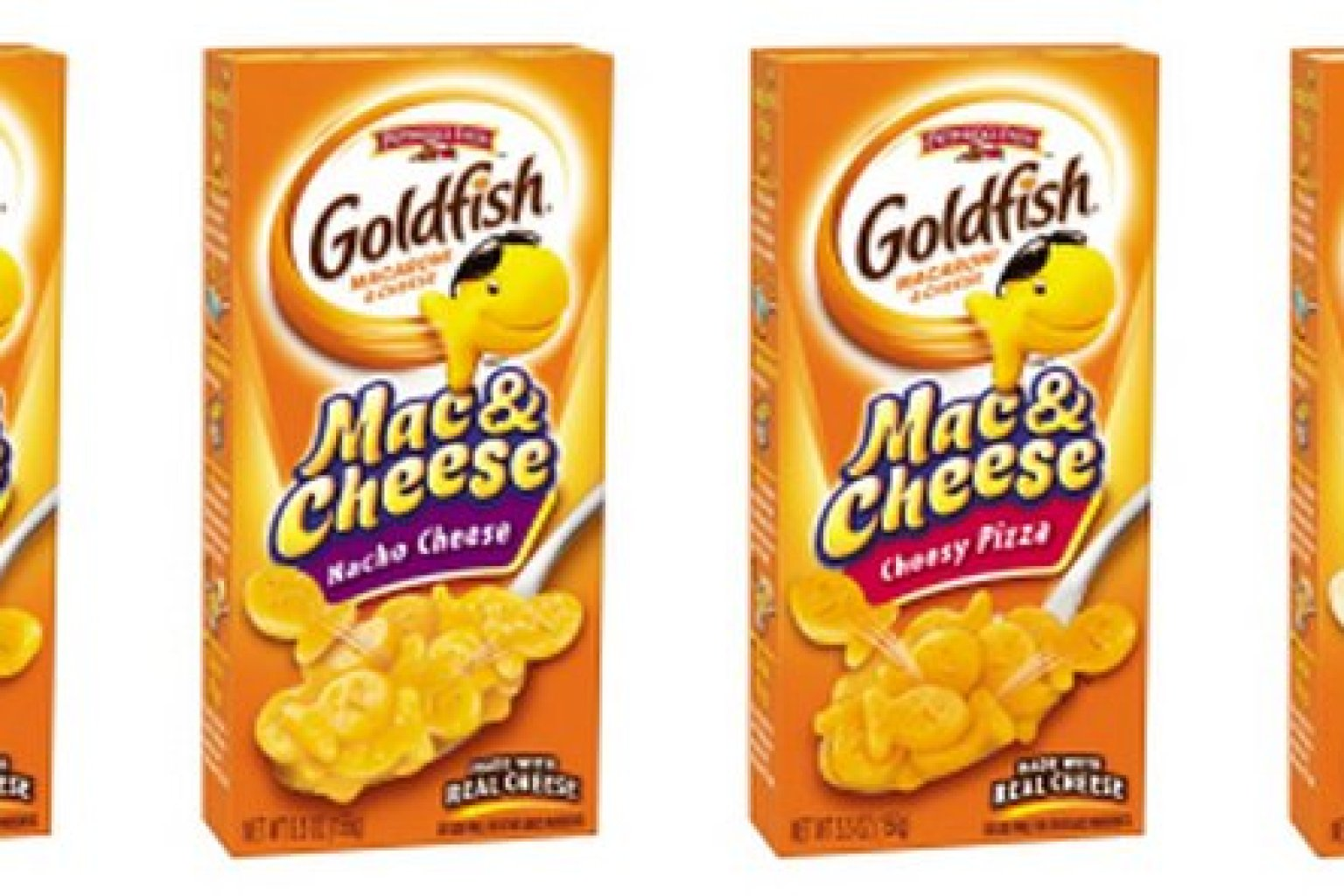 Goldfish Mac Amp Cheese Is Best Left On The Shelf