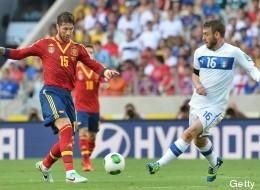 EN VIVO: España vs. Italia