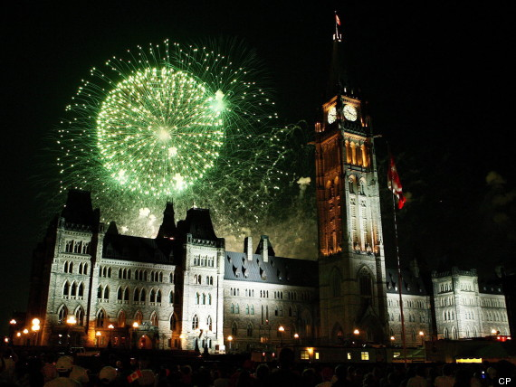 canada day parliament