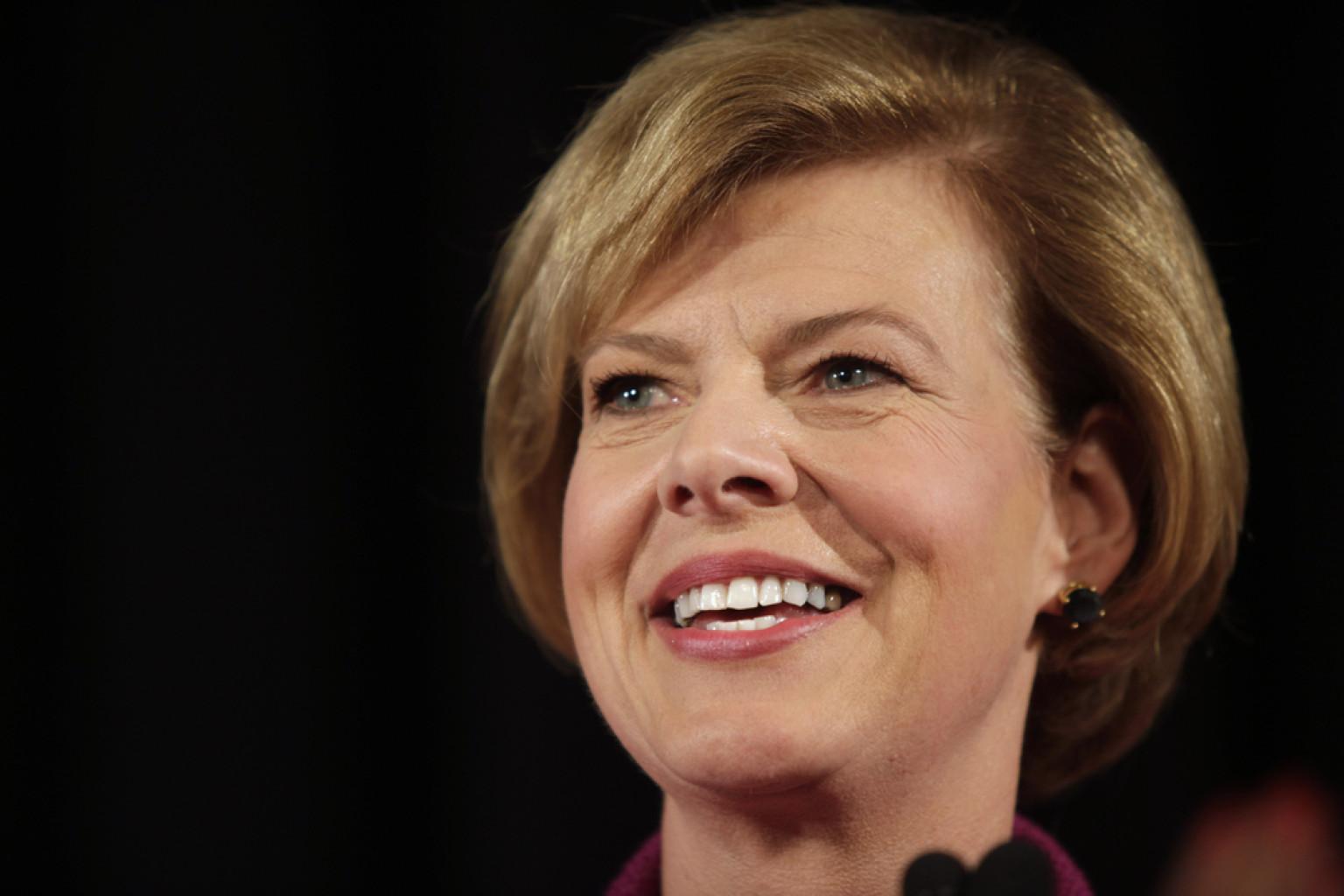 Tammy Baldwin: 'High Fives Around The Office' When Supreme Court Struck Down DOMA, Prop. 8